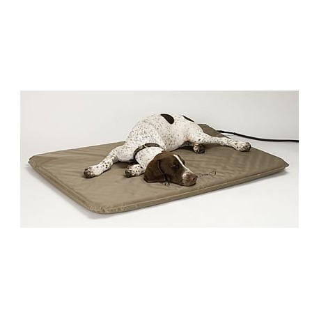 Lectro Soft Outdoor Pet Bed
