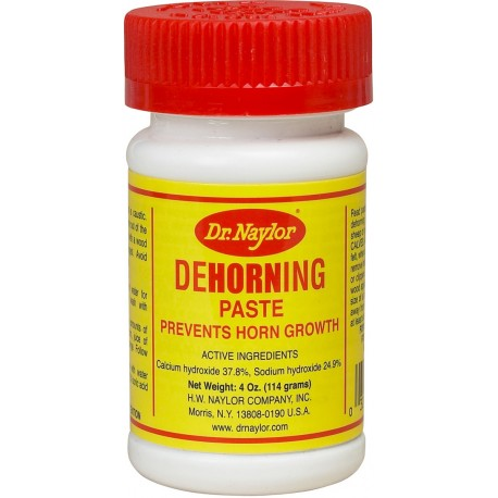 Dr. Naylor Dehorning Paste 4oz