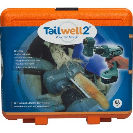 Tail Well 2  Tail Trimmer