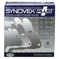 Synovex Plus Implant 100ds