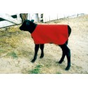 Calf Coat  RED