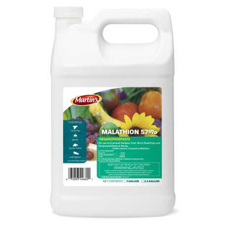 malathion insecticide mixing ratio