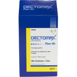 Dectomax Pour On 1lt