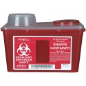 Sharps Container 4qt to 8 gal