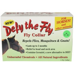"""Defy The Fly Collar Equine  XLarge 32""""-40"""""""