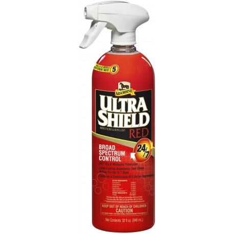 Absorbine Ultrashield Red 32oz