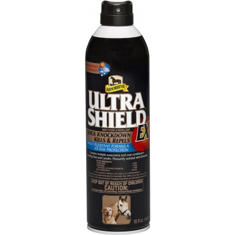 Absorbine Ultrashield EX Continuous Spray, 15oz