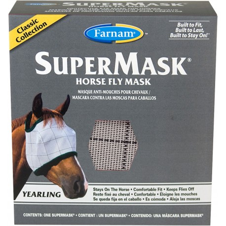 SuperMask II Fly Mask - Yearling