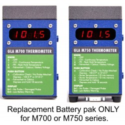 GLA  Battery Replacement Pak - Only