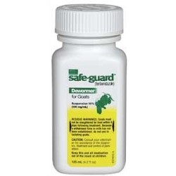 Safe-Guard Goat Wormer