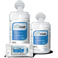 Accel/Rescue TB Ready to Use Wipes 160ct