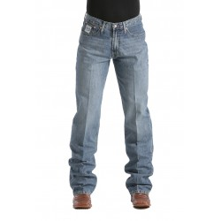 Cinch Jeans Mens White Label - Med Stonewash