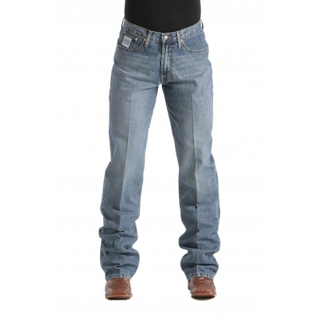 Cinch Jeans Men's White Label - Med Stonewash