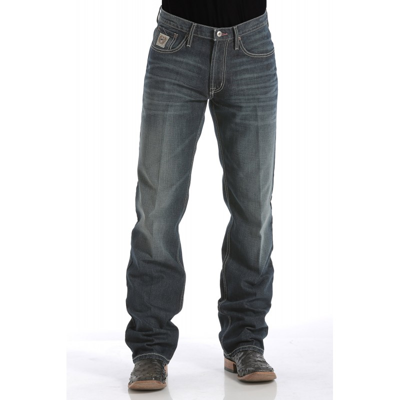 Cinch jeans are a top choice for men looking for comfort and durability. Our mens Cinch jeans come in different fits and styles. If you're looking for Cinch jeans on sale, Langston's is the place!