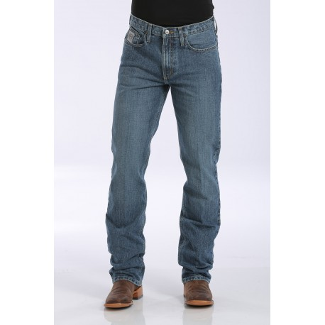 Cinch Jeans Men's Silver Label - Med Stonewash
