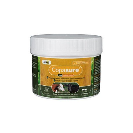 Animax Copasure Bolus for Cattle 25gm/24ct