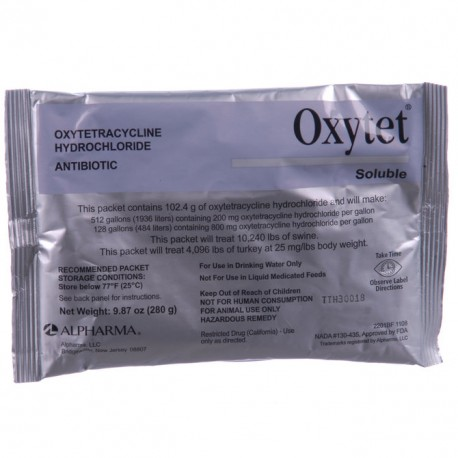 Oxytet Soluble