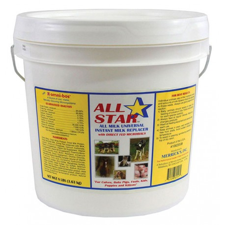 All Star Universal Milk Replacer