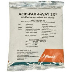 Acid Pak 4-Way 2X  8oz