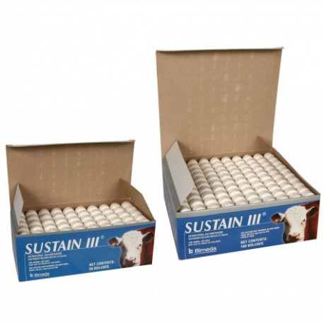 Sustain III Cow Bolus