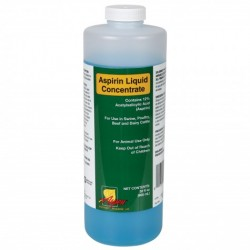 Aspirin Liquid Concentrate 32oz