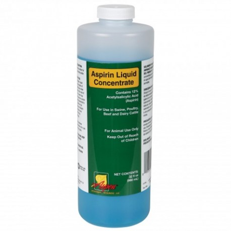 Aspirin Liquid Concentrate