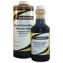 Barrier II Wound Care & Pain 16oz