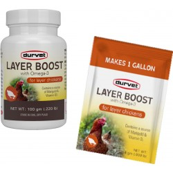 Durvet Poultry Layer Boost w/ Omega 3
