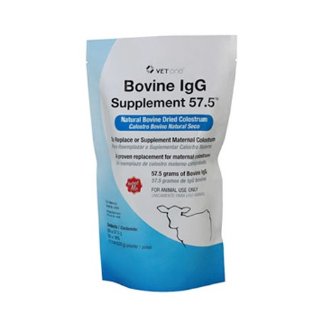 Colostrum Bovine IgG  320gm