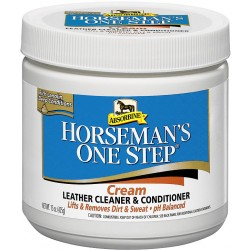 Horseman's One Step Leather Cleaner & Conditioner