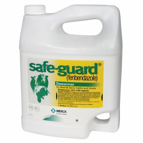 Safe-Guard Suspension 10% gallon