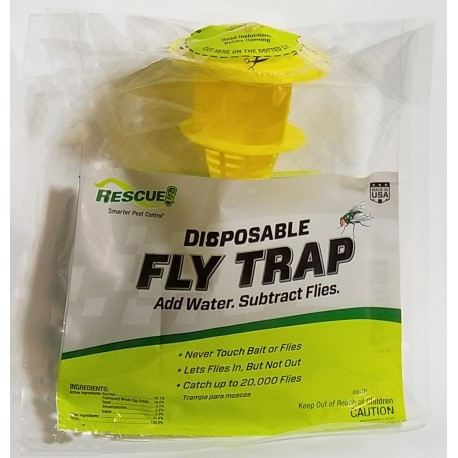 Rescue Fly Trap Small