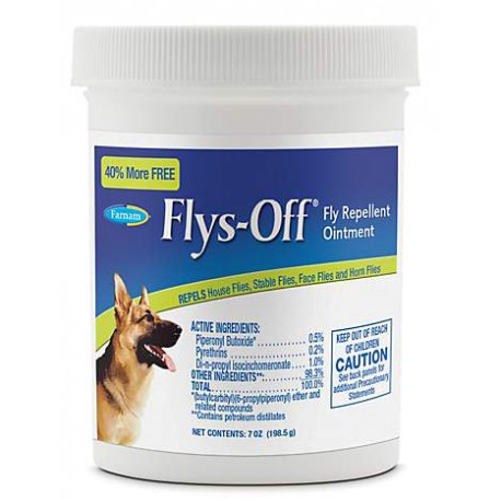 Flys Off Ointment 7oz