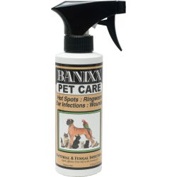 Banixx Pet Wound Care  Spray 8oz