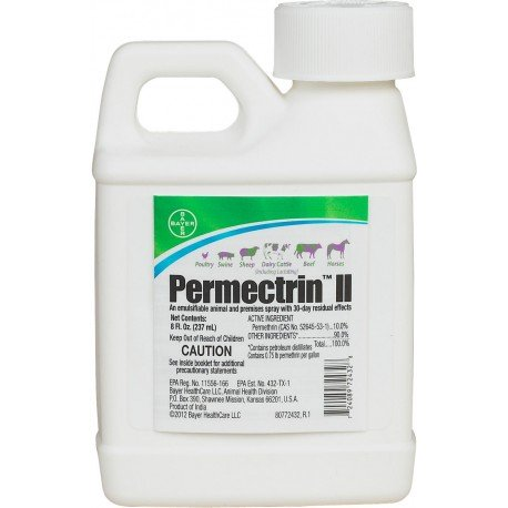Permectrin II 8oz