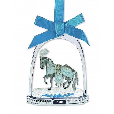 Breyer Celestine Stirrup ornament