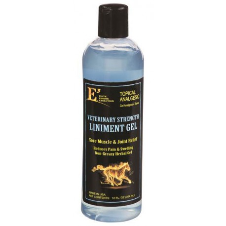 E3 Veterinary Strength Liniment Gel