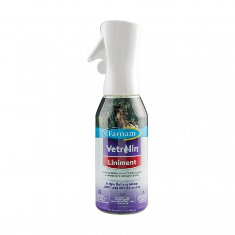 Vetrolin Liniment Spray