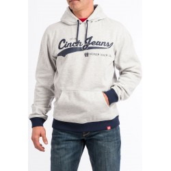 Cinch Hoodie Men's Pullover Fleece