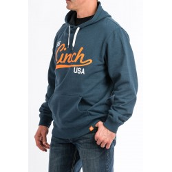Cinch Men's Hoodie Cotton Poly Fleece