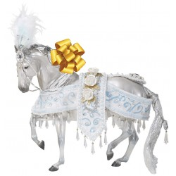 Breyer Celestine Holiday Horse - 2018