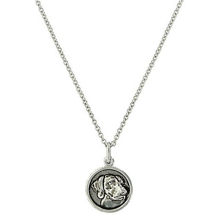 NC4048 Happy Tails German Shorthaired Poniter Necklace