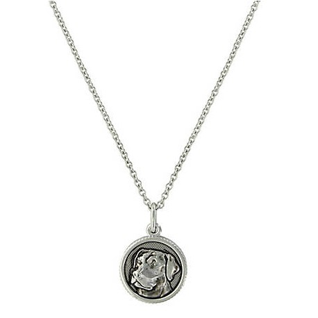 NC4050 Happy Tails Labrador Necklace