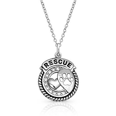 NC4051 Happy Tails Rescue Necklace