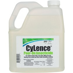 Cylence Pour-On Insecticide 6 Pint
