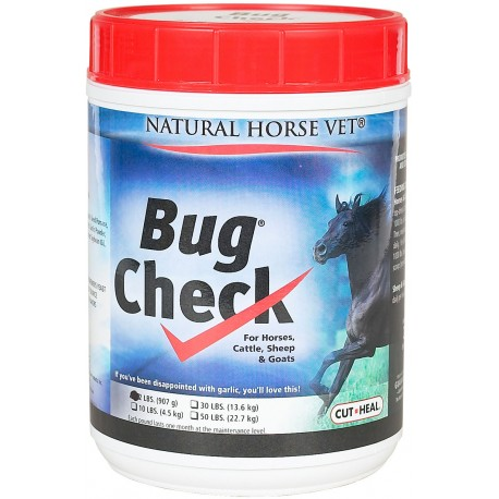 Natural Horse Vet Bug Check