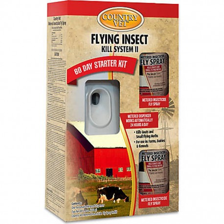 Q-Mist Flying Insect Kit