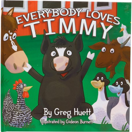 Book - Everybody Love's Timmy