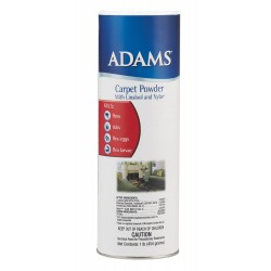 Adams Carpet Powder w/Linalool Nylar 16oz