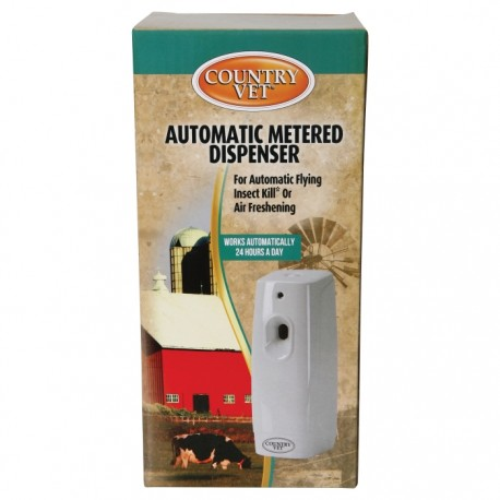 Country Vet Automatic Metered Air Freshener Dispenser ONLY
